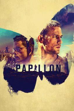 دانلود فیلم دوبله فارسی پاپیون Papillon 2017