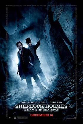 دانلود فیلم شرلوک هلمز دوبله فارسی Sherlock Holmes A Game of Shadows 2011
