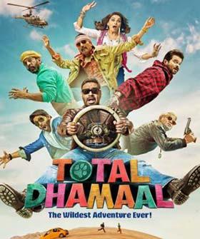دانلود فیلم جدید Total Dhamaal 2019