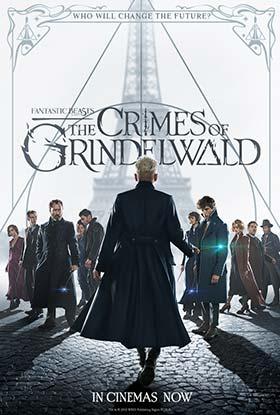 دانلود فیلم دوبله جانوران شگفت انگیز: جرائم گریندل والد Fantastic Beasts The Crimes of Grindelwald 2018