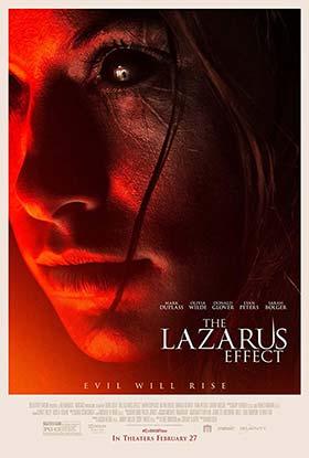 دانلود فیلم دوبله فارسی تاثیر لازاروس The Lazarus Effect 2015