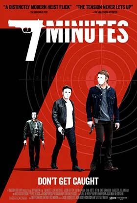 دانلود فیلم هفت دقیقه دوبله فارسی 7 Minutes 2014