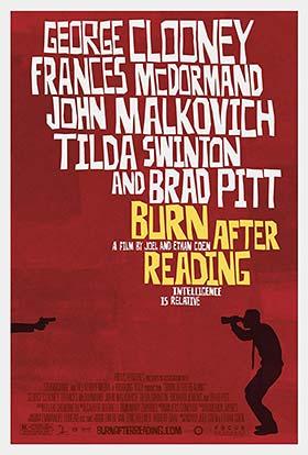 دانلود فیلم دوبله فارسی بخوان و بسوزان Burn After Reading 2008