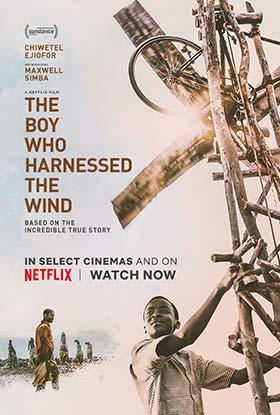 دانلود فیلم پسری که باد را مهار کرد دوبله فارسی The Boy Who Harnessed the Wind 2019