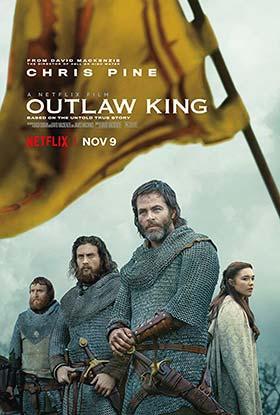 دانلود فیلم پادشاه یاغی دوبله فارسی 2018 Outlaw King