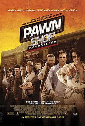 دانلود فیلم مهره دوبله فارسی Pawn 2013