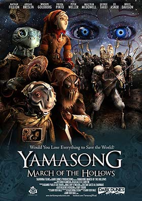 دانلود فیلم Yamasong March Of The Hollows 2017