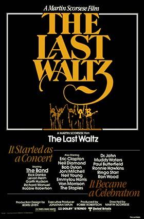 دانلود فیلم The Last Waltz 1978 آخرین والتز