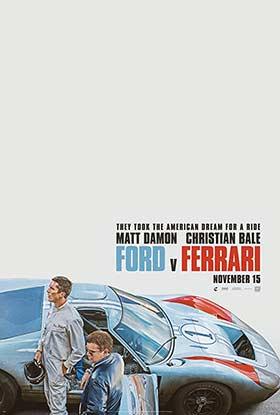 دانلود فیلم فورد در مقابل فراری Ford v. Ferrari 2019
