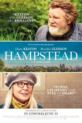 دانلود فیلم دوبله فارسی کلبه هورنر Hampstead 2017