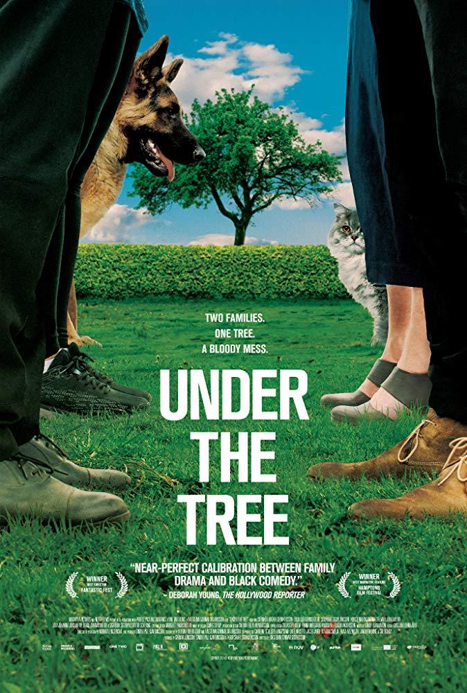 دانلود فیلم زیر درخت Under the Tree 2017