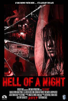 دانلود فیلم یک شب جهنمی Hell of a Night 2019 زیرنویس فارسی چسبیده