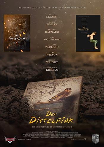 دانلود فیلم زیرنویس فارسی سهره طلایی The Goldfinch 2019