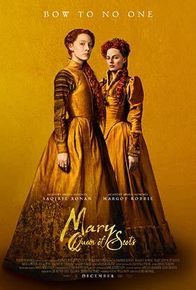دانلود فیلم زیرنویس فارسی چسبیده ماری ملکه اسکاتلند Mary Queen of Scots 2018