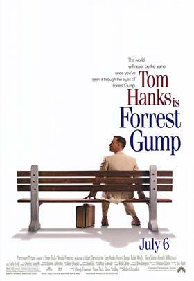 دانلود رایگان فیلم فارست گامپ Forrest Gump 1994