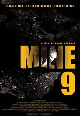 دانلود فیلم نُه معدنچی Mine 9 2019