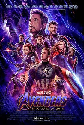 دانلود فیلم انتقامجویان: آخر بازی Avengers: Endgame 2019