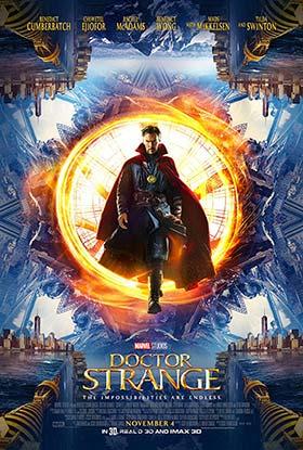دانلود فیلم دوبله فارسی دکتر استرنج Doctor Strange 2016