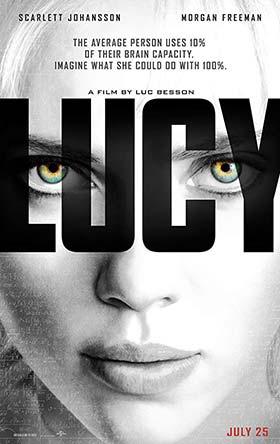 دانلود فیلم لوسی دوبله فارسی Lucy 2014