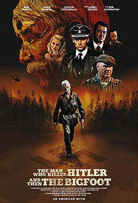 دانلود فیلم The Man Who Killed Hitler 2018