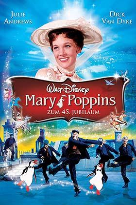 دانلود فیلم مری پاپینز دوبله فارسی Mary Poppins 1964