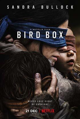 دانلود فیلم دوبله فارسی جعبه پرنده Bird Box 2018 زیرنویس فارسی