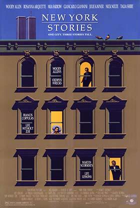 دانلود فیلم New York Stories 1989