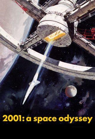 دانلود فیلم دوبله فارسی یک ادیسه فضایی 2001 A Space Odyssey 1968