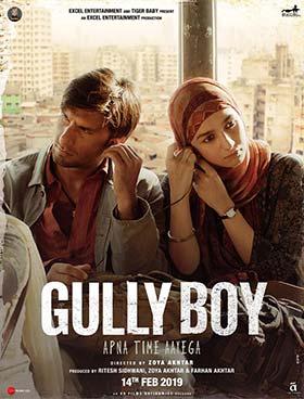 دانلود فیلم پسر خیابان Gully Boy 2019 زیر نویس فارسی