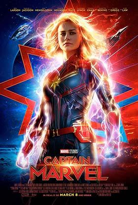 دانلود فیلم کاپیتان مارول Captain Marvel 2019 زیرنویس فارسی چسبیده