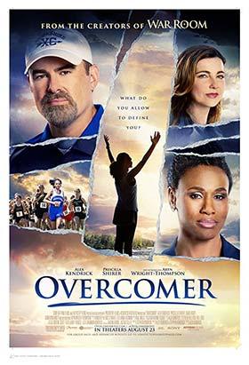 دانلود فیلم برنده Overcomer 2019