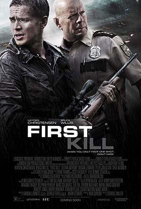 دانلود فیلم اولین قتل دوبله فارسی First Kill 2017
