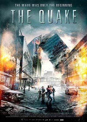 دانلود فیلم دوبله فارسی زمین لرزه The Quake 2018
