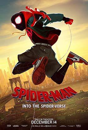 دانلود انیمیشن دوبله فارسی مرد عنکبوتی به درون دنیای عنکبوتی Spider-Man: Into the Spider-Verse 2018