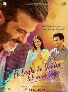دانلود فیلم دختری رو دیدم و اینجوری شدم Ek Ladki Ko Dekha Toh Aisa Laga 2019 زیرنویس فارسی