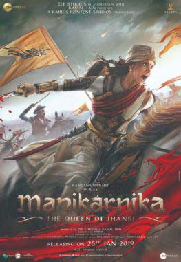دانلود فیلم Manikarnika The Queen of Jhansi 2019