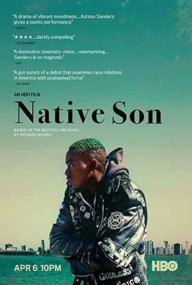 دانلود فیلم پسر بومی Native Son 2019