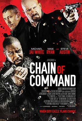 دانلود رایگان فیلم دوبله فارسی زنجیره فرماندهی Chain of Command 2015