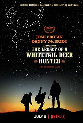 دانلود فیلم شکار گوزن دم سفید دوبله فارسی The Legacy of a Whitetail Deer Hunter 2018