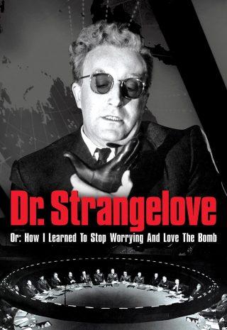 دانلود فیلم دوبله فارسی دکتر استرنج لاو Dr Strangelove 1964