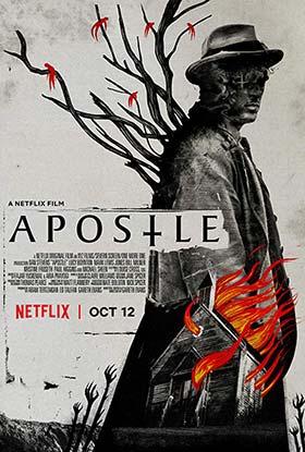 دانلود فیلم رسول Apostle 2018 زیرنویس فارسی چسبیده