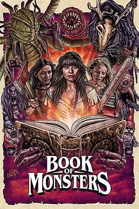دانلود فیلم Book of Monsters 2018 زیرنویس فارسی چسبیده