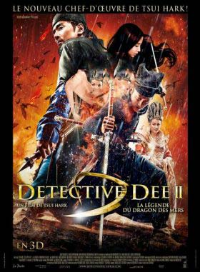 دانلود فیلم Detective Dee The Four Heavenly Kings 2018