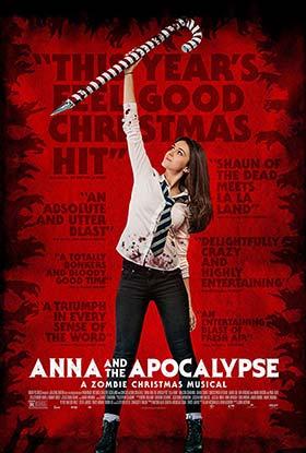دانلود فیلم آنا و آخرالزمان Anna and the Apocalypse 2017 زیرنویس فارسی چسبیده