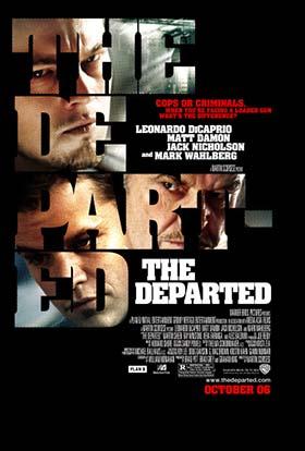 دانلود فیلم جدا مانده دوبله فارسی The Departed 2006