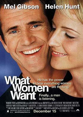دانلود فیلم زنان چه می خواهند What Women Want 2000 زیرنویس فارسی چسبیده