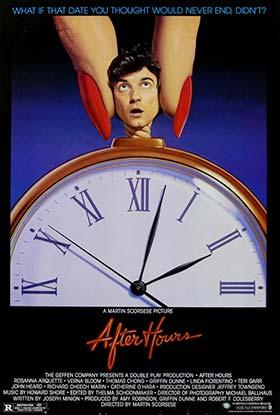 دانلود فیلم بعد از ساعتها After Hours 1985