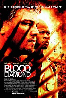 دانلود فیلم دوبله فارسی الماس خونین Blood Diamond 2006 زیرنویس فارسی