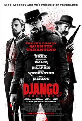 دانلود فیلم دوبله فارسی جنگوی زنجیرگسسته Django Unchained 2012