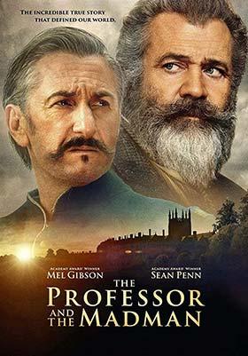 دانلود فیلم پروفسور و مرد دیوانه